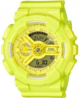 Casio G-shock S Series GMA-S110VC-9A