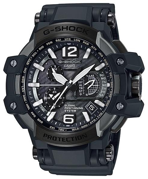 Casio GPW-1000T-1AНаручные часы<br>Японские часыCasioG-ShockAviation GravitymasterGPW-1000T-1A<br><br>Для кого?: Мужские<br>Страна-производитель: Япония<br>Механизм: Кварцевый<br>Материал корпуса: Пластик<br>Материал ремня/браслета: Пластик<br>Водозащита, диапазон: 200 - 800 м<br>Стекло: Минеральное<br>Толщина корпуса: 18,8 мм<br>Стиль: Спорт