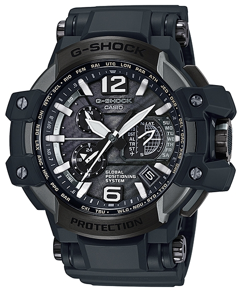 Купить Японские часыCasioG-Shock Aviation GravitymasterGPW-1000T-1A, Casio GPW-1000T-1A, Casio G-shock