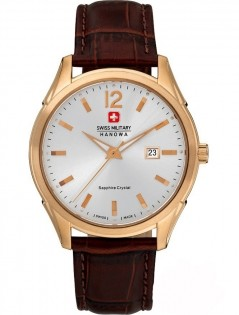 Hanowa Swiss Military Mountain Guide SM10083JSRDB.H04