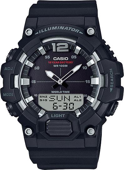 Купить Японские часы Casio HDC-700-1A