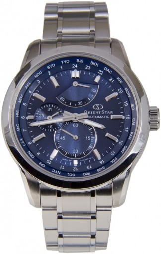Orient Star World Time JC00002D