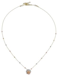 Колье Mostar Jewellery KLY000224-YWR