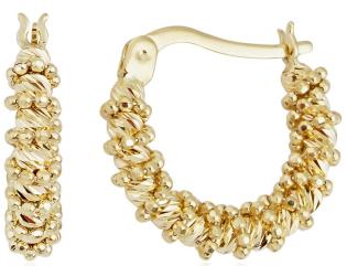 Серьги Mostar Jewellery KP000013-Y