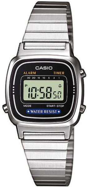 Купить Японские часы Casio LA670WEA-1E