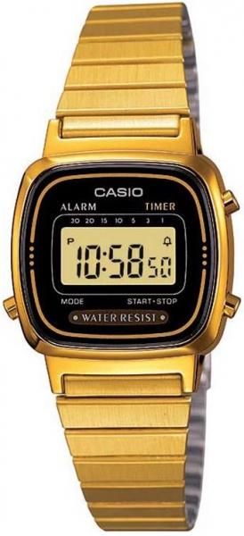 Купить Японские часы Casio LA670WEGA-1E