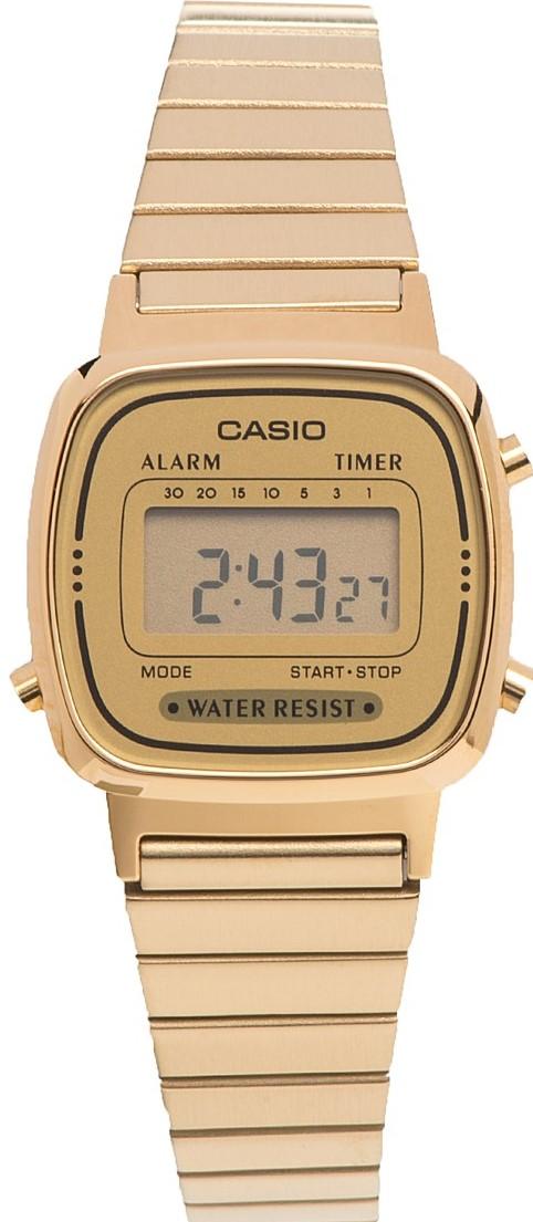 Купить Японские часы Casio LA670WEGA-9E