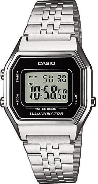 Купить Японские часы Casio LA680WEA-1E