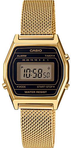 Купить Японские часы Casio Standard LA690WEMY-1EF