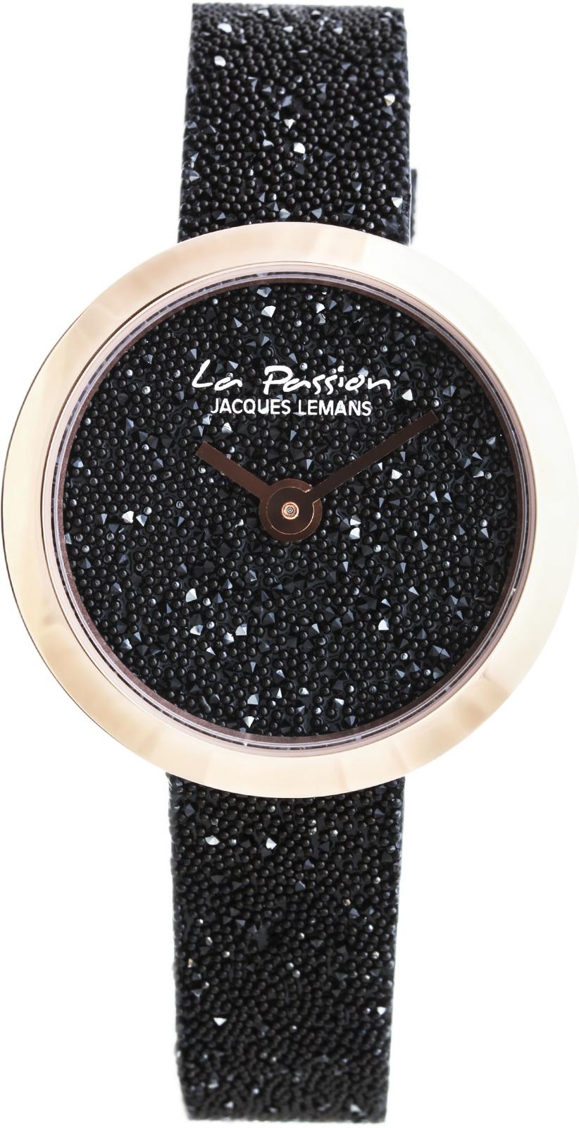 Jacques Lemans La Passion LP-124EНаручные часы<br>Австрийские часы Jacques Lemans La Passion LP-124E<br><br>Пол: Женские<br>Страна-производитель: Австрия<br>Механизм: Кварцевый<br>Материал корпуса: Сталь<br>Материал ремня/браслета: Кожа<br>Водозащита, диапазон: None<br>Стекло: Минеральное<br>Толщина корпуса: None<br>Стиль: None