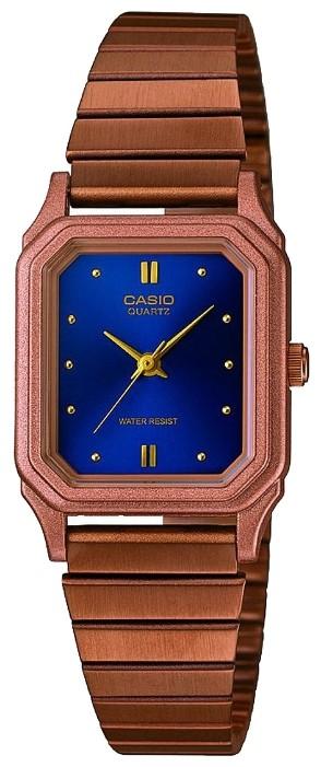 Casio LQ-400R-2AНаручные часы<br>Японские часы Casio LQ-400R-2A<br><br>Пол: Женские<br>Страна-производитель: Япония<br>Механизм: Кварцевый<br>Материал корпуса: Пластик<br>Материал ремня/браслета: Сталь<br>Водозащита, диапазон: None<br>Стекло: Пластиковое<br>Толщина корпуса: 7,3 мм<br>Стиль: None