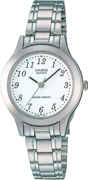 Купить Японские часы Casio LTP-1129PA-7B