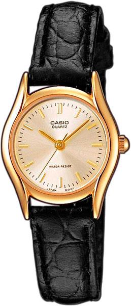 Японские часы Casio LTP-1154PQ-7A  - купить со скидкой