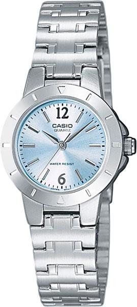 Купить Японские часы Casio LTP-1177PA-2A