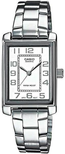 Японские часы Casio LTP-1234PD-7B  - купить со скидкой