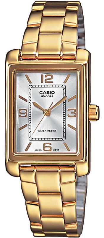 Купить Японские часы Casio LTP-1234PG-7A
