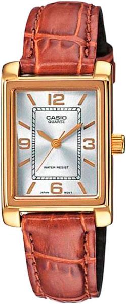 Купить Японские часы Casio LTP-1234PGL-7A