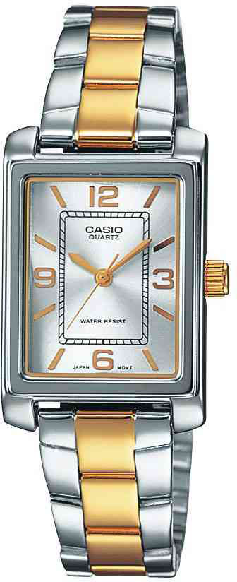 Купить Японские часы Casio LTP-1234PSG-7A