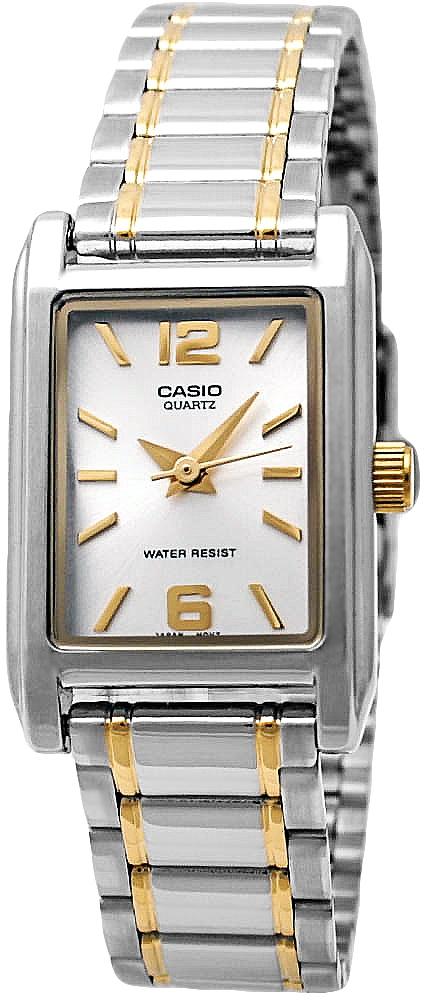 Купить Японские часы Casio LTP-1235PSG-7A