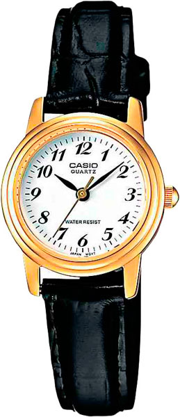 Купить Японские часы Casio LTP-1236PGL-7B