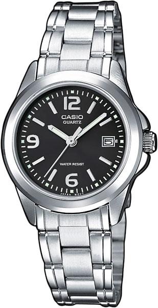 Купить Японские часы Casio LTP-1259PD-1A