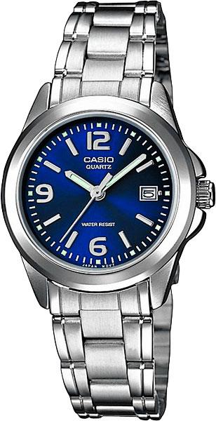 Купить Японские часы Casio LTP-1259PD-2A