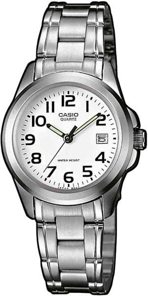 Купить Японские часы Casio LTP-1259PD-7B