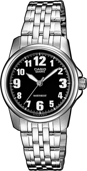 Японские часы Casio LTP-1260PD-1B  - купить со скидкой