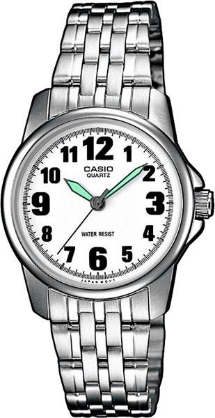 Купить Японские часы Casio LTP-1260PD-7B
