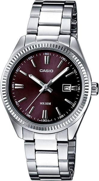 Купить Японские часы Casio LTP-1302PD-1A1