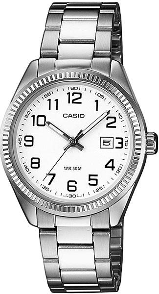 Купить Японские часы Casio LTP-1302PD-7B
