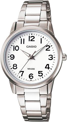 Купить Японские часы Casio LTP-1303PD-7B