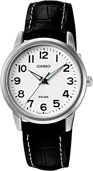 Купить Японские часы Casio LTP-1303PL-7B