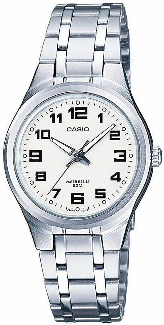 Купить Японские часы Casio LTP-1310PD-7B
