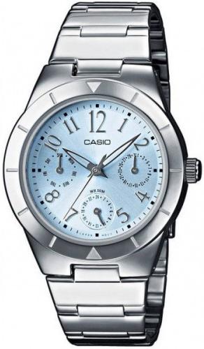 Купить Японские часы Casio LTP-2069D-2A