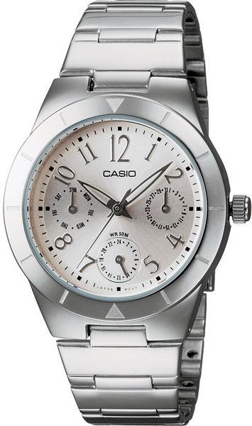 Купить Японские часы Casio LTP-2069D-7A2