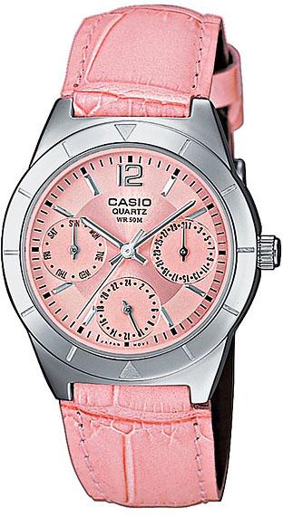 Купить Японские часы Casio LTP-2069L-4A