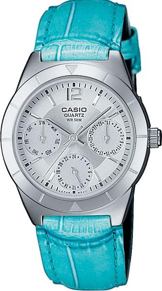 Купить Японские часы Casio LTP-2069L-7A2
