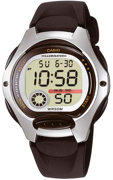 Купить Японские часы Casio LW-200-1A