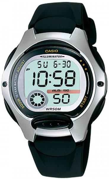 Купить Японские часы Casio LW-200-1B