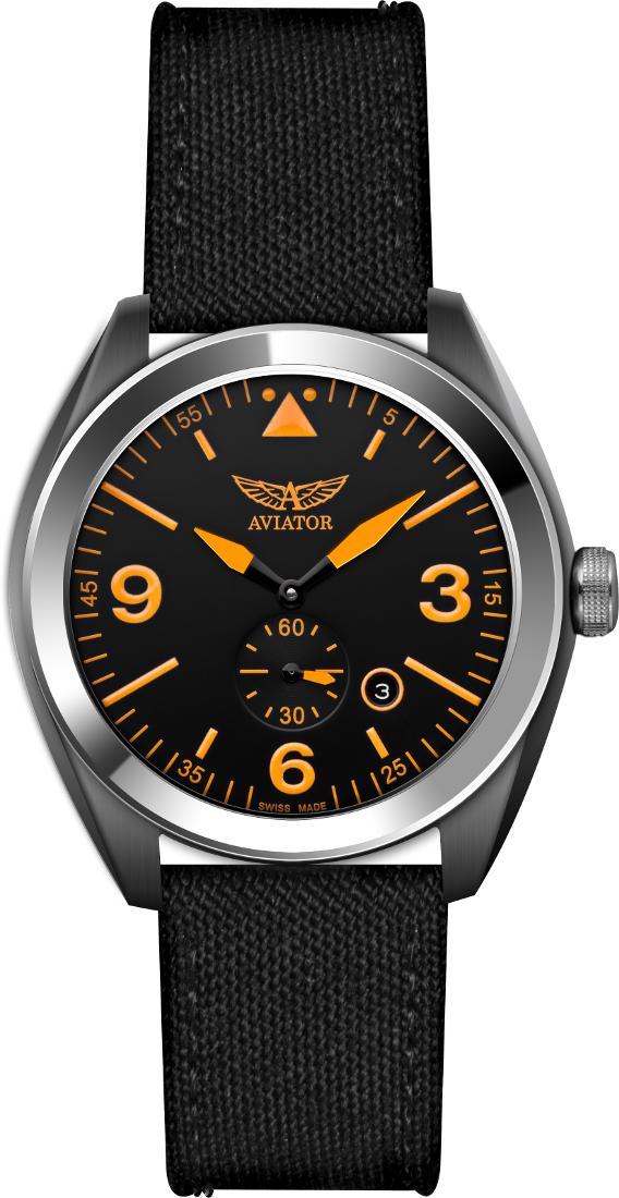 Aviator MIG-25 FOXBAT M.1.10.0.062.7Наручные часы<br>Швейцарские часы Aviator MIG-25 FOXBAT M.1.10.0.062.7<br><br>Пол: Мужские<br>Страна-производитель: Швейцария<br>Механизм: Кварцевый<br>Материал корпуса: Сталь<br>Материал ремня/браслета: Текстиль<br>Водозащита, диапазон: 100 - 150 м<br>Стекло: Сапфировое<br>Толщина корпуса: 12 мм<br>Стиль: Классика