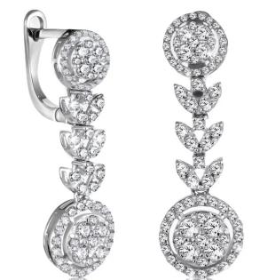 Серьги Mostar Jewellery MD07804