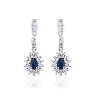 Серьги MOSTAR jewellery MD17092