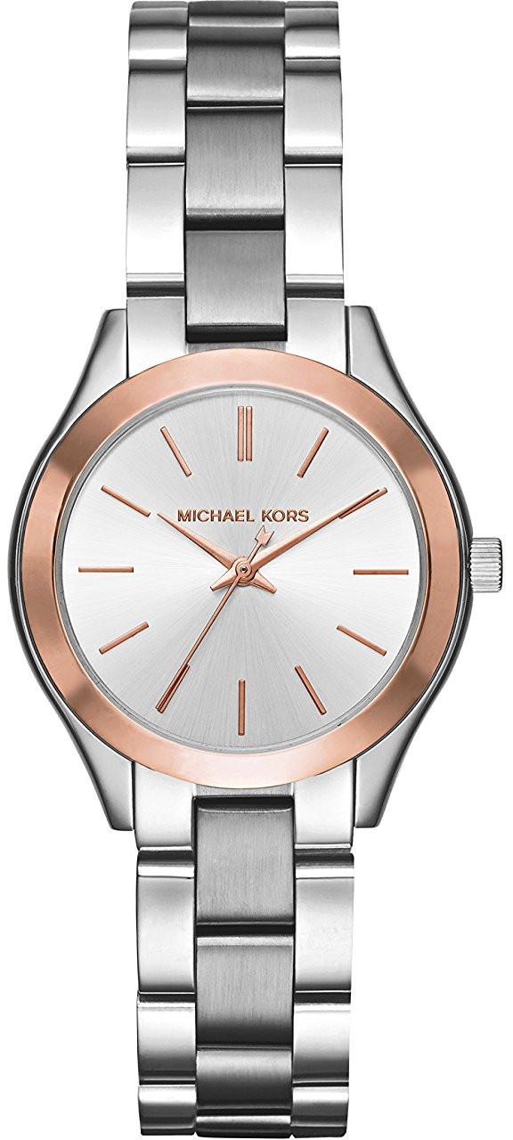 Купить Американские часы Michael Kors Mini Slim Runway MK3514
