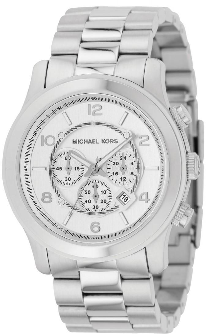 Michael Kors Mens Chronos MK8086Наручные часы<br>Японские часы Michael Kors Mens Chronos MK8086<br><br>Пол: Мужские<br>Страна-производитель: Япония<br>Механизм: Кварцевый<br>Материал корпуса: Сталь<br>Материал ремня/браслета: Сталь<br>Водозащита, диапазон: 100 - 150 м<br>Стекло: Минеральное<br>Толщина корпуса: 12 мм<br>Стиль: Классика