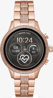 Michael Kors Smartwatch Runway MKT5052
