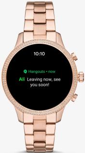 Michael Kors Smartwatch Runway MKT5060
