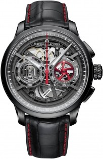 Maurice Lacroix Masterpiece Chronograph Skeleton MP6028-PVB01-001-1