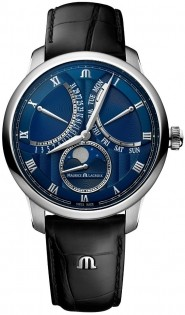 Maurice Lacroix Masterpiece Moonphase Retrograde MP6608-SS001-410-1