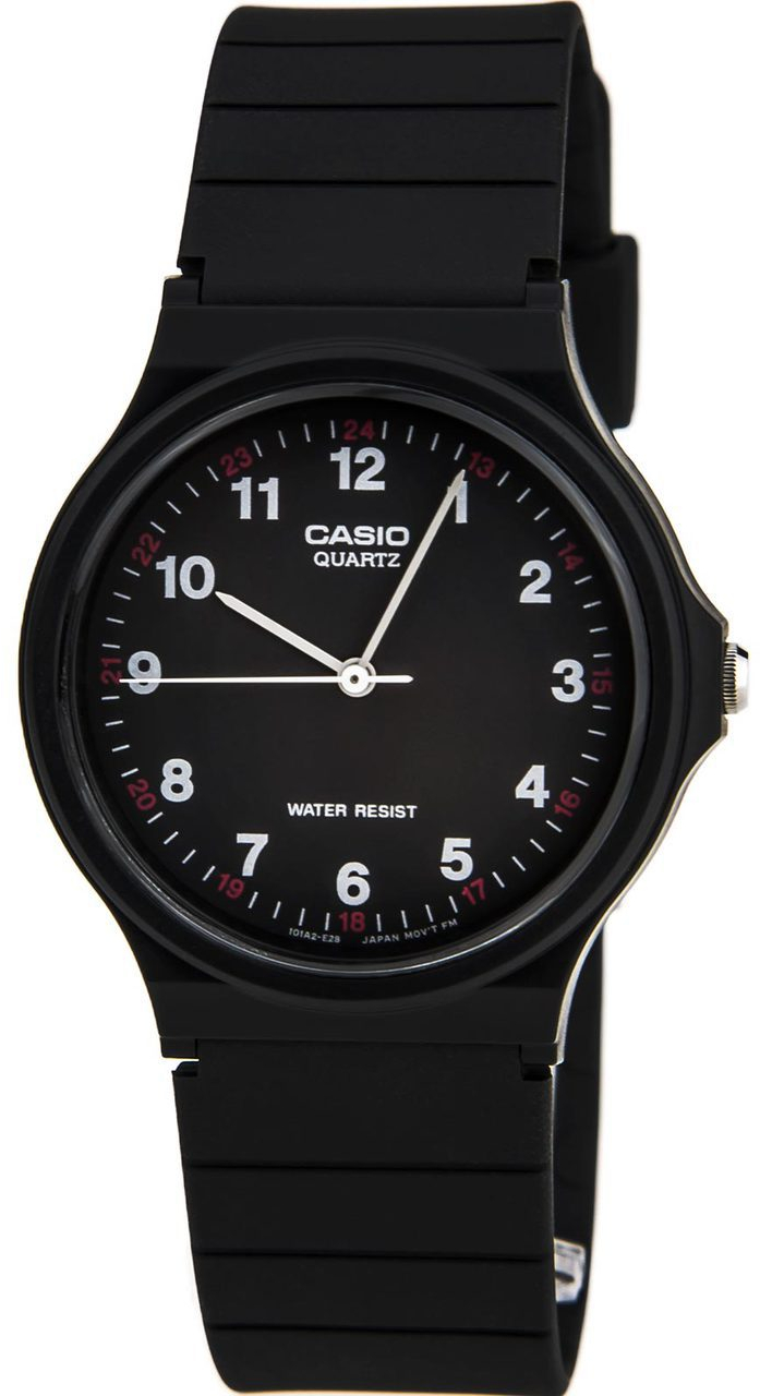 Купить Японские часы Casio MQ-24-1B
